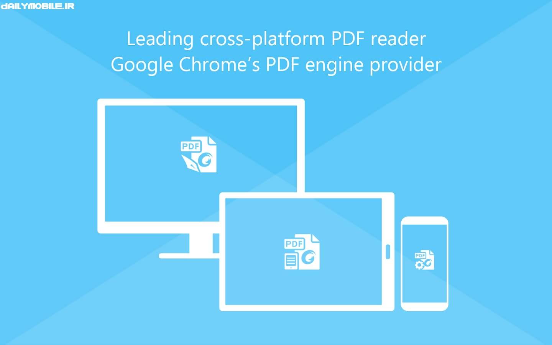 دانلود برنامه کتاب خوان PDF اندروید Foxit PDF Business & Converter
