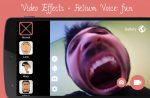 ايجاد تصاوير و ويديو هاي خنده دار در اندرويد توسط Funny Camera - Video Booth Fun