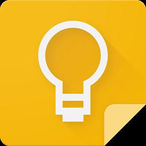 نرم افزار یادداشت برداری گوگل کیپ اندروید Google Keep