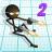 بازی زیبای آدمک تیرانداز برای اندروید Gun Fu: Stickman 2