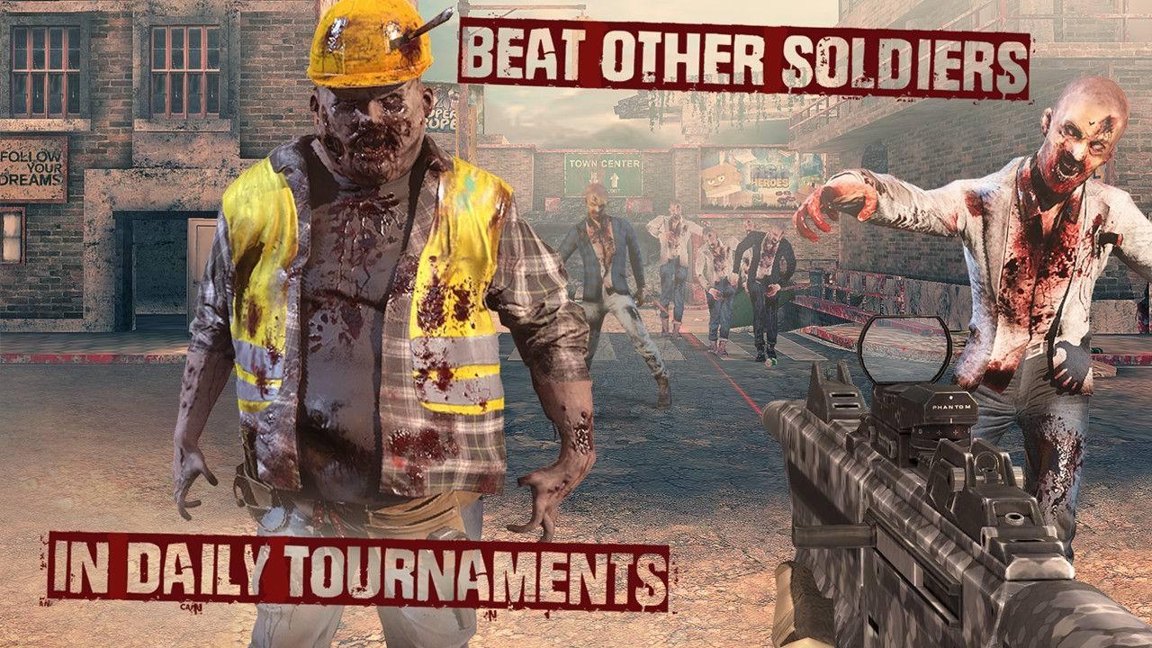 دانلود بازی Gun Master 3: Zombie Slayer برای اندروید
