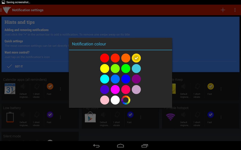 دانلود برنامه اطلاع رسانی با LED در اندروید LED Blinker Notifications