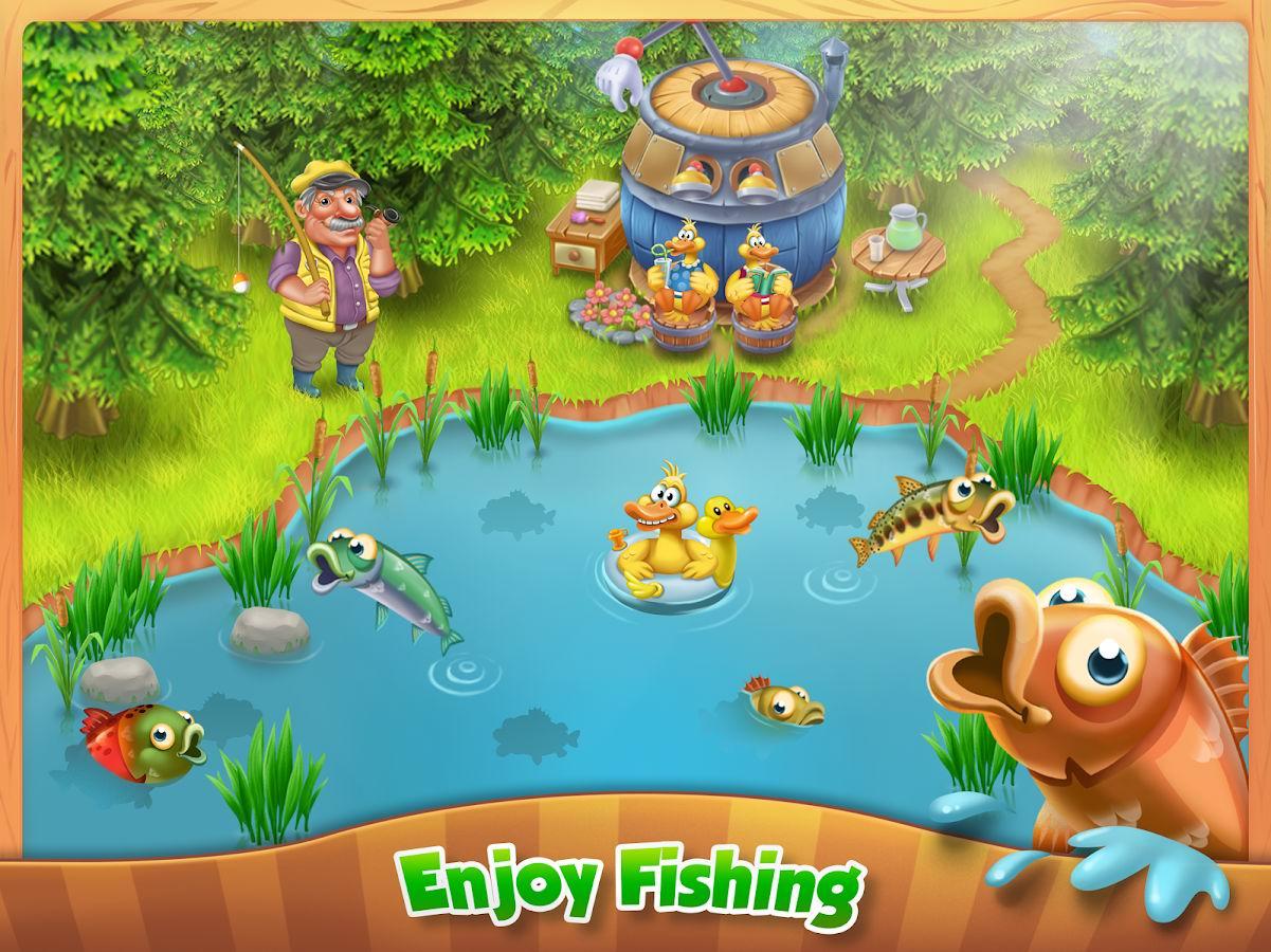 مزرعه بازی بدون اینترنت دانلود بازی زیبای مزرعه داری برای اندروید Let's Farm با ...
