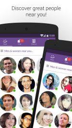 دانلود مسنجر کاربردی میت می اندروید MeetMe: Chat & Meet New People