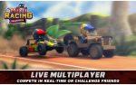 دانلود بازی ماشین سواری Mini Racing Adventures اندروید