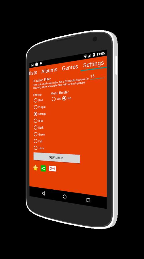 موزیک پلیر جدید اندروید Music Player Pro