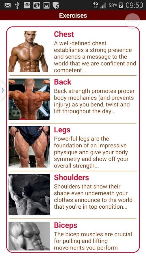 Perfect Body Building Plan Pro
