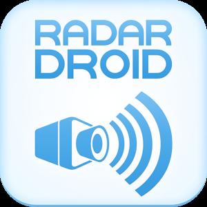 دانلود برنامه نمايش سرعت حركت در اندرويد Radardroid Pro