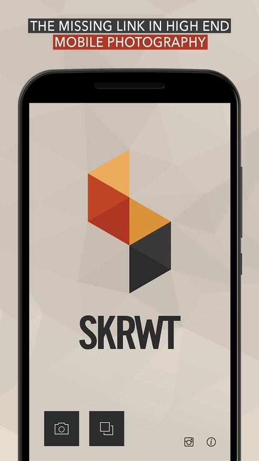 دانلود برنامه تنظیم لنز دوربین اندروید SKRWT