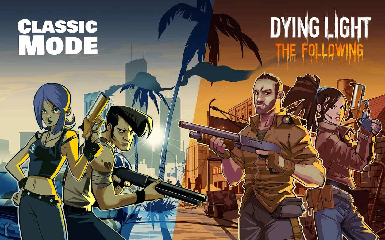 بازی زامبی کند ذهن 3 اندروید Stupid Zombies 3