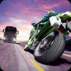 بازی بسیار زیبای موتور سواری برای اندروید Traffic Rider