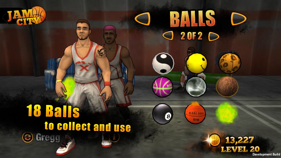 دانلود بازی بسکتبال اندروید Jam City Basketball
