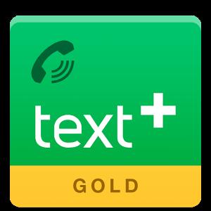 برنامه تماس رایگان و ساخت شماره مجازی textPlus Gold Free Text+Calls