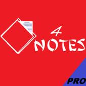 دانلود برنامه يادداشت برداري به صورت روزانه 4NOTES PRO اندرويد