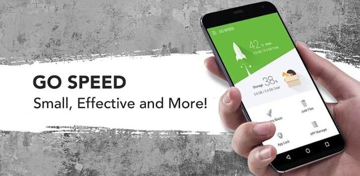 دانلود برنامه چند کاره اندروید GO Speed (Clean & AppLock)