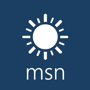 دانلود برنامه هواشناسی مایکروسافت MSN Weather - Forecast & Maps اندروید