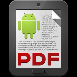 دانلود برنامه خواندن فایل های PDF برای اندروید PRO PDF Reader