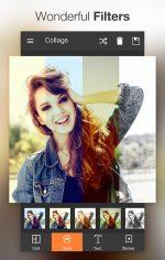 دانلود نرم افزار زیبا سازی تصاویر برای اندروید Photo Collage Editor