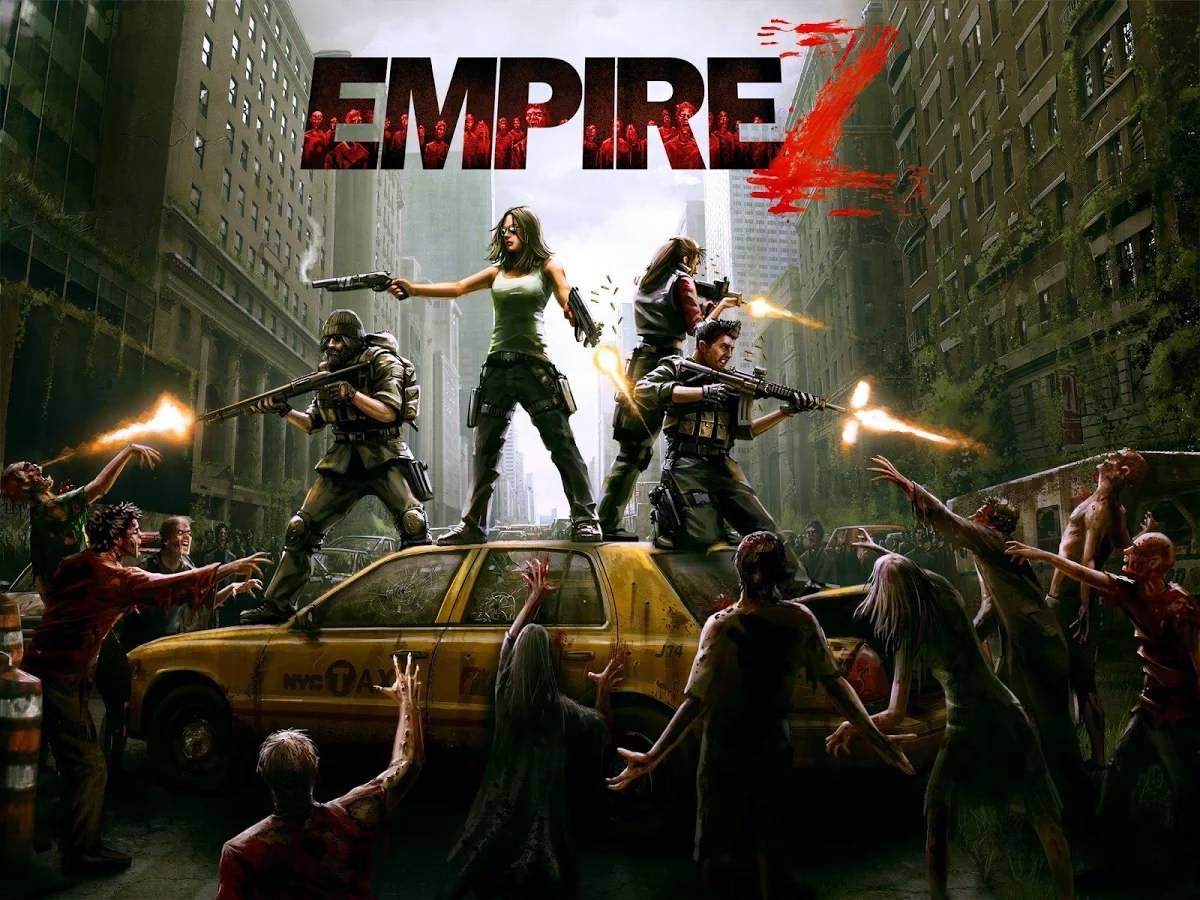 دانلود بازی امپراطوری زد برای اندروید Empire Z