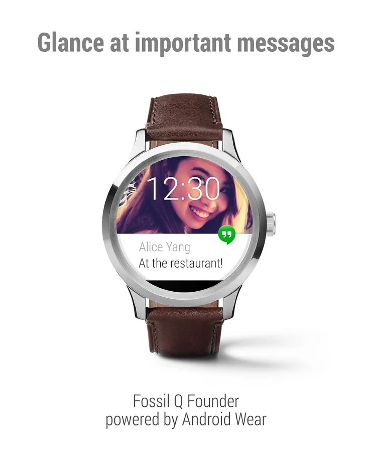Android Wear - Smartwatch android