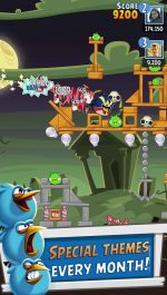 دانلود بازی پرندگان عصبانی دوستان برای اندروید Angry Birds Friends