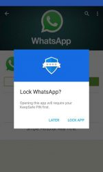 دانلود برنامه قفل برای اندروید App Lock: Fingerprint&Password