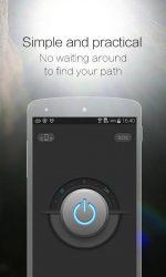 دانلود برنامه چراغ قوه اندروید CM Flashlight (Compass, SOS) apk