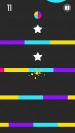 دانلود بازی بسیار محبوب Color Switch اندروید