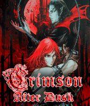 Crimson After Dusk