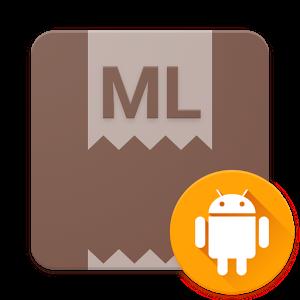 دانلود برنامه مدیریت فایل برای اندروید ML Manager