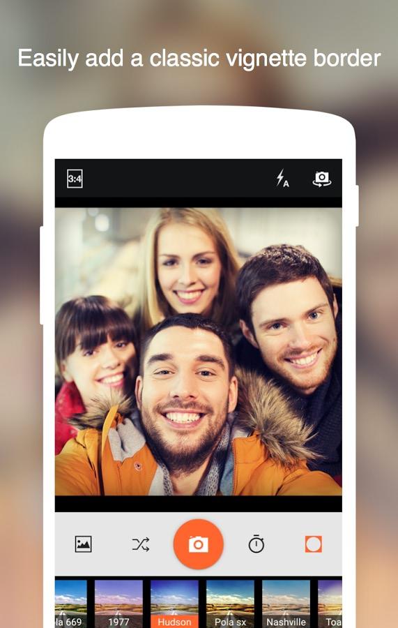 دانلود برنامه دوربین سلفی برای اندروید Selfie Camera