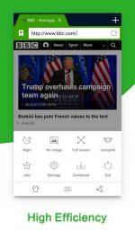 دانلود مرورگر سریع و کم حجم برای اندروید Web Browser & Explorer