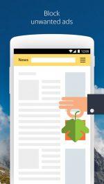 دانلود مرورگر یاندکس برای اندروید Yandex Browser for Android