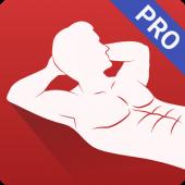 دانلود برنامه تمرینات ورزشی و تناسب اندروید ای بی اس اندروید Abs workout PRO