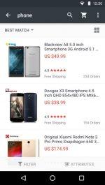 برنامه فروشگاه علی بابا برای اندروید AliExpress Shopping App