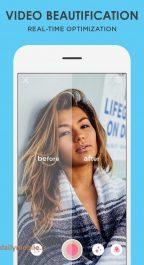 دانلود برنامه ویرایش عکس بیوتی پلاس اندروید BeautyPlus: Selfie Editor