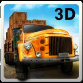 بازی حمل بار با کامیپون در کوهستان برای اندروید HILL CLIMB TRANSPORT 3D