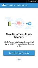 دانلود برنامه اندروید آپلود و اشتراک گذاری فایل مدیا فایر MediaFire