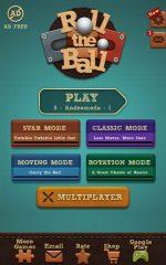 بازی پازل اعتیاد آور برای اندروید Roll the Ball™ - slide puzzle