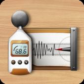 نرم افزار صدا سنج اندروید Sound Meter Pro