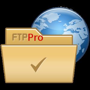 برنامه وصل شدن به سرور اف تی پی با اندروید Ftp Server Pro