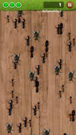 دانلود بازی کشتن مورچه ها برای اندروید Ant Smasher, Best Free Game
