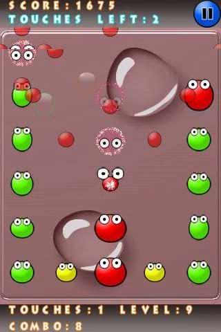 بازی ترکاندن حباب ها برای اندروید Bubble Blast 2