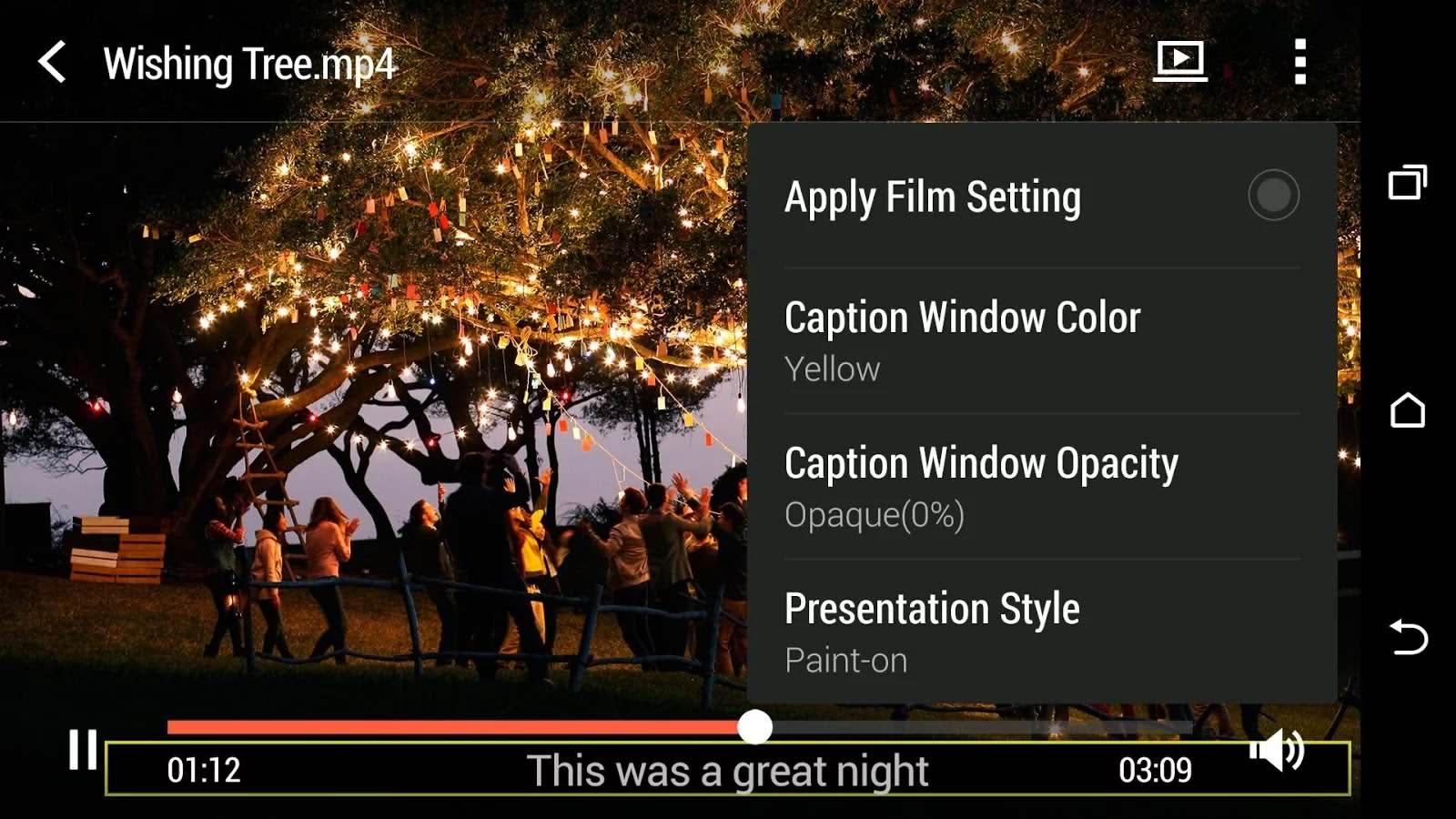 HTC Service—Video Player2