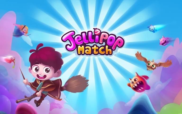 دانلود بازی انفجار ژله ها برای اندروید Jelly Blast