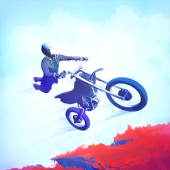دانلود بازی موتور سواری برای اندروید Psebay: Gravity Moto Trials