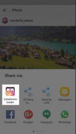 دانلود برنامه دانلود ویدیو از اینستاگرام Video Downloader for Instagram