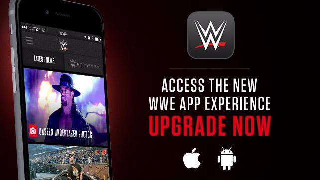 نرم افزار دبلیو دبلیو ای اندروید WWE