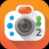 اپلیکشین دوربین حرفه ای اندروید Camera 2