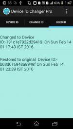 برنامه تغییر سریال دستگاه های اندرویدی Device ID Changer Pro [ADIC]